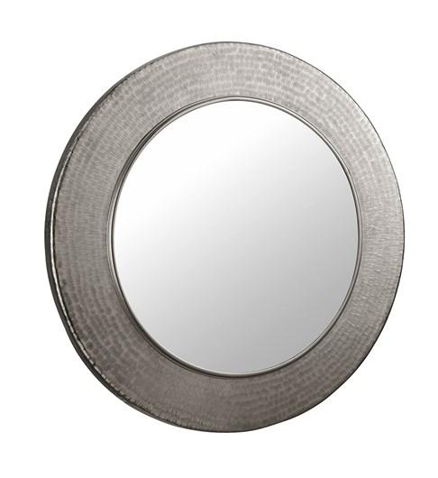 Mayra Mirror Shiny Nickel