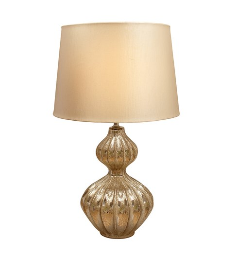 Treviso Pale Gold Table Lamp