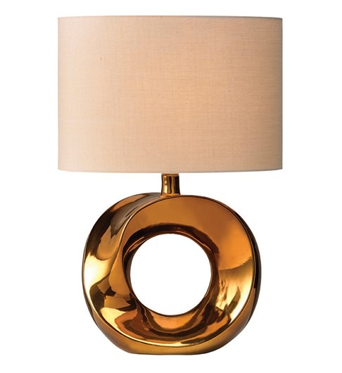 Polo Table Lamp - Copper