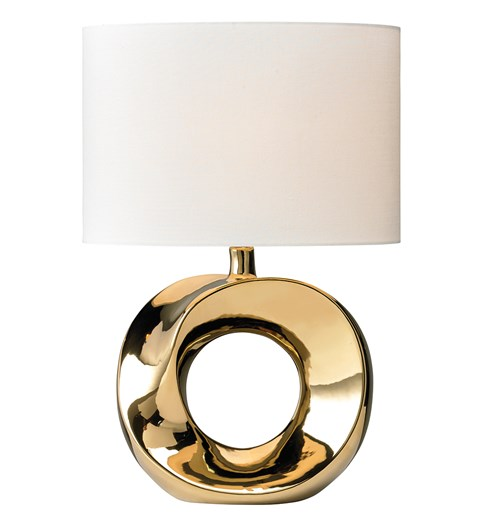 Polo Table Lamp - Gold