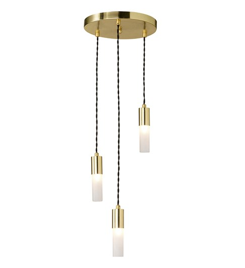 Clara 3 Light Ceiling Fitting