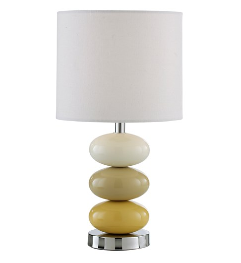 Esme Table Lamp - Ochre