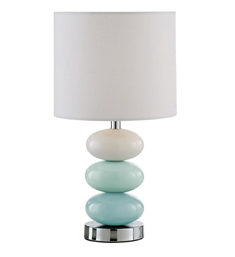 Esme Table Lamp - Duck Egg