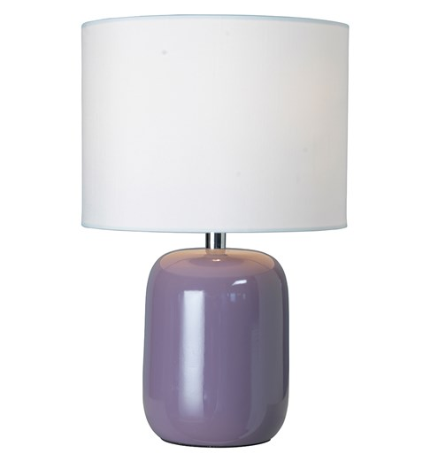 Fenda Table Lamp - Heather