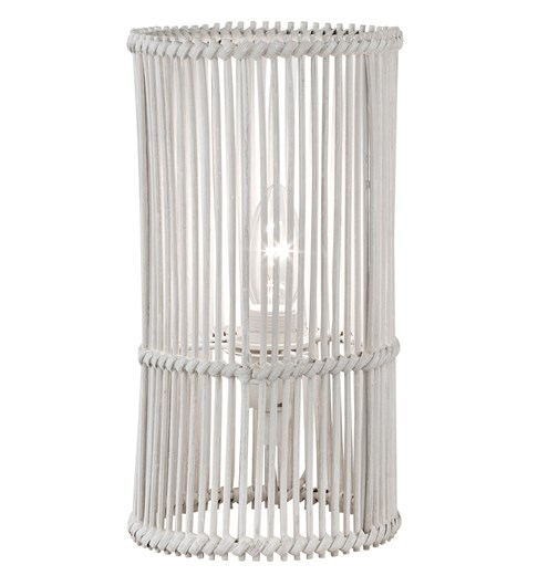 Erlina Table Lamp - White