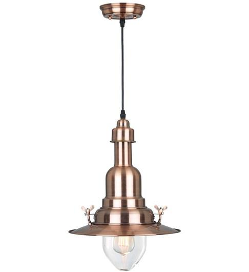 Penge Fishermans Lantern - Copper