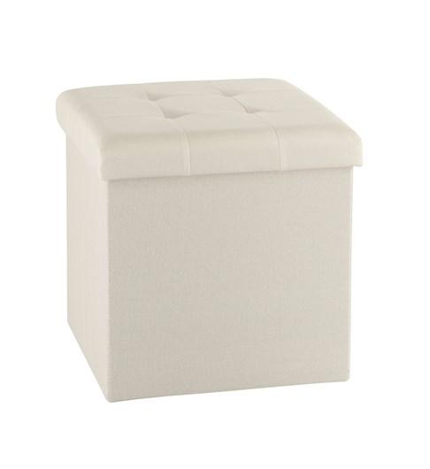 Storage Cube - Cream