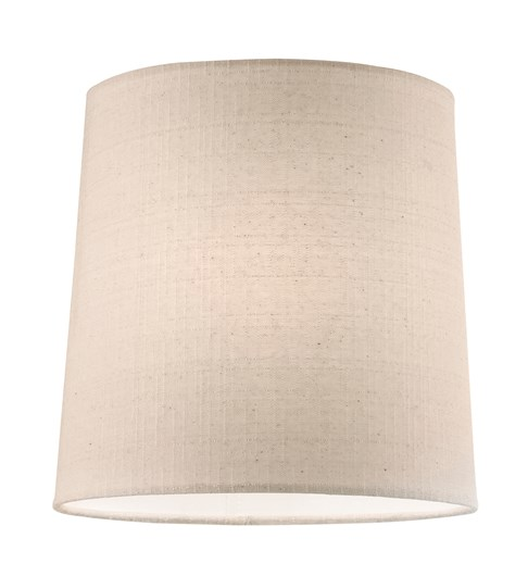 Tapered Cylinder Pendant Shade - Natural