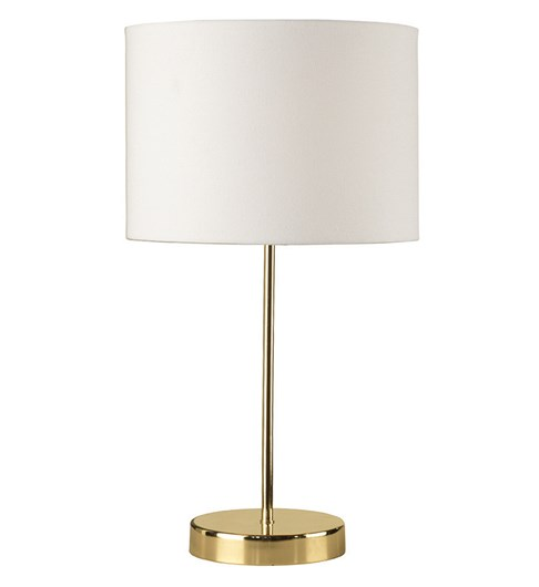Islington Touch Table Lamp - Gold