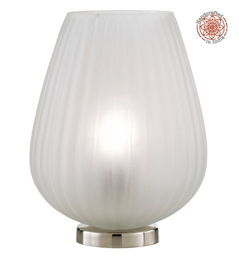 Pari Table Lamp - Frosted