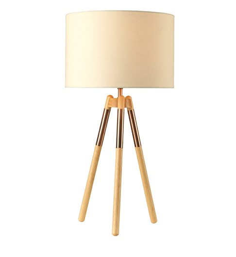 Ely Table Lamp - Bronze
