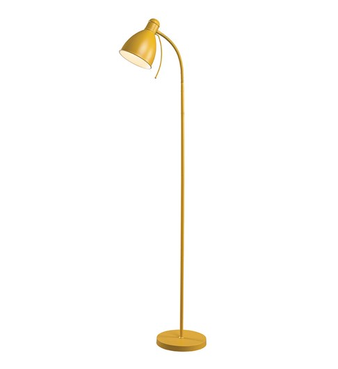 Sven Floor Lamp - Ochre