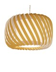 Ribbon Pendant Shade Ochre
