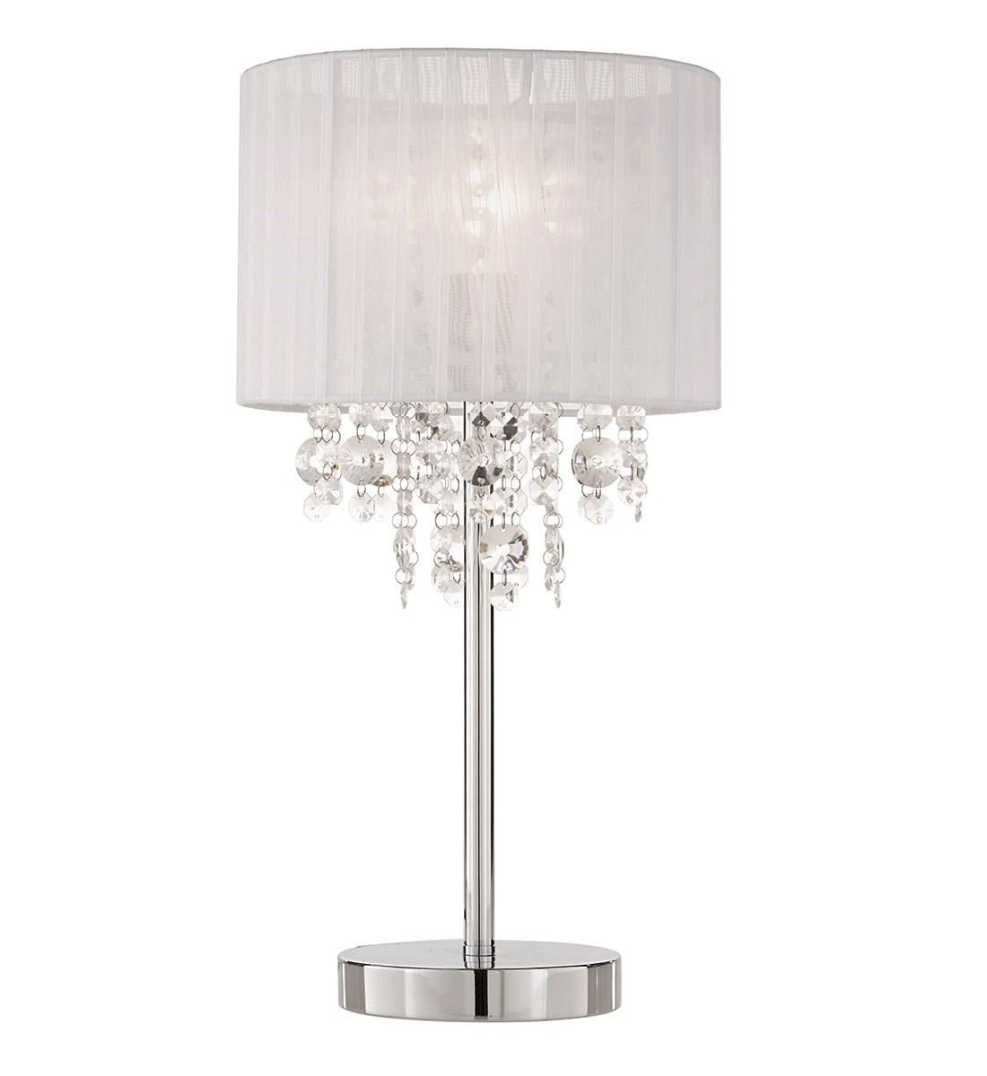 Grace Table Lamp Acrylic Droplet Table Lamp