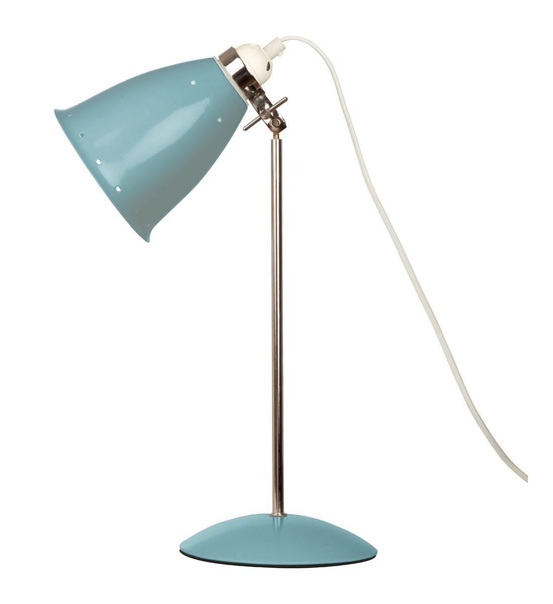 Kafe Desk Lamp Surf Blue Modern Desk Lamp
