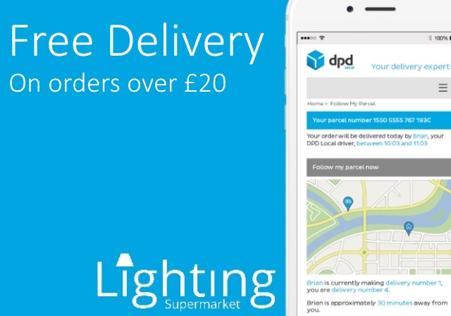 Free Delivery over £20