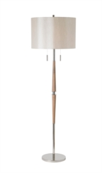 Endon Altesse Pull Cord Floor Lamp