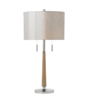 Endon Altesse Pull Cord Table Lamp