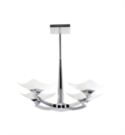 Endon Ayres Semi Flush Ceiling Fitting - 4 Light