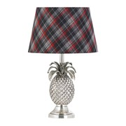 Endon Pineapple Table Lamp - Pewter - Base Only