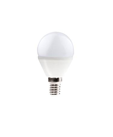 6W SES/Small Edison Screw Golf Ball Shape LED Light Bulb - Warm White