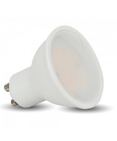 5W GU10 LED Light Bulb - Warm White - 2700K - Non Dimmable