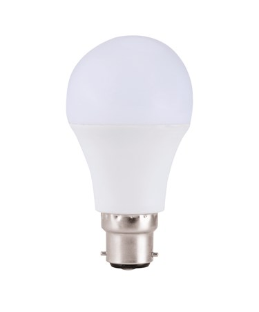 6W BC/Bayonet GLS LED Light Bulb - Warm White