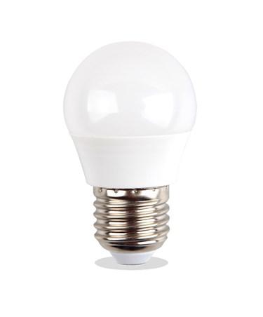 5.5W ES/Edison Screw Golf Ball Shape LED Light Bulb - Warm White