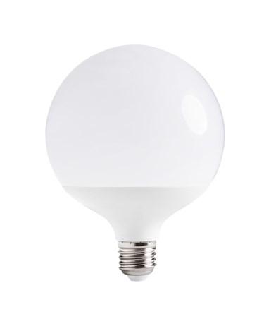 16W ES/Edison Screw G95 Large Globe Shape Pearl LED Light Bulb - Warm White