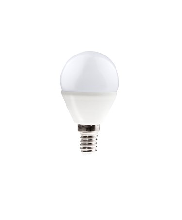 6.5W SES/Small Edison Screw Candle Shape LED Light Bulb - Warm White