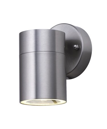 Searchlight Outdoor & Porch Downlight - Stainless Steel - IP44