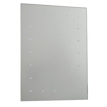 Endon Toba IP44 0.07W LED Bathroom Mirror