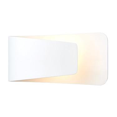 Endon Jenkins LED Wall Light - Matt White