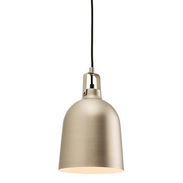 Endon Lazenby Pendant Ceiling Light - Matt Nickel