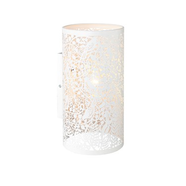 Endon Secret Garden Wall Light - Matt Ivory