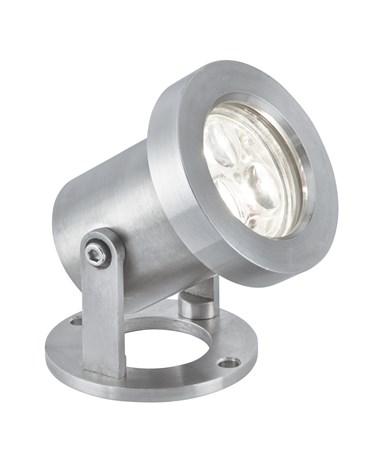 Searchlight Outdoor Led Spotlight - Stainless Steel Spotlight - Ip65