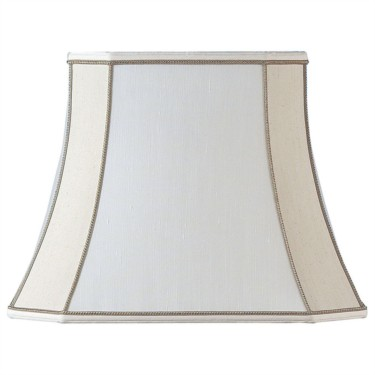 Endon Camilla Beige Square Cut Lamp Shade
