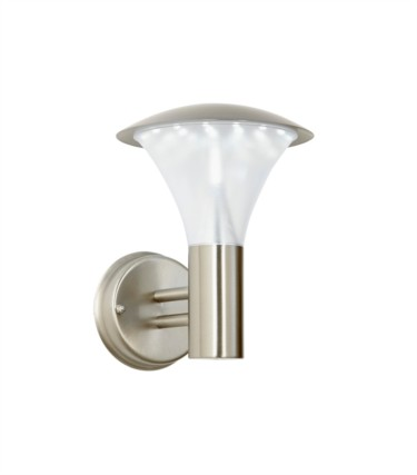 Endon Enluce LED Stainless Steel Outdoor Wall Light
