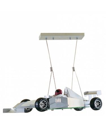 Searchlight Novelty Formula 1 Racing Car Pendant Ceiling Light - High Quality F1