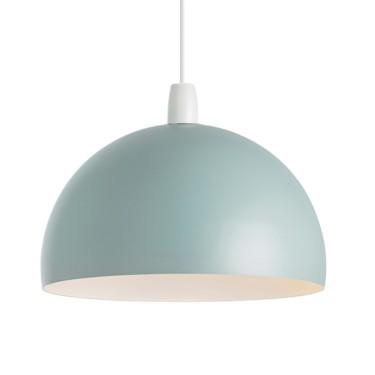 Endon Newsome Non Electric Metal Bowl Pendant Ceiling Light
