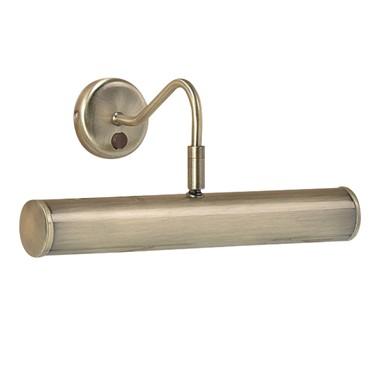 Endon Turner 355mm Picture Light - Antique Brass