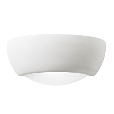 Endon Eton Wall Light - White