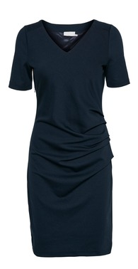 India v neck 12 %c3%86rme navy