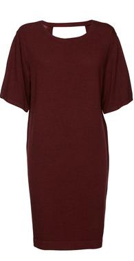 Bordeaux kjole (1)