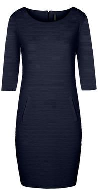 Freequent navy kjole