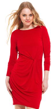 kjole rød