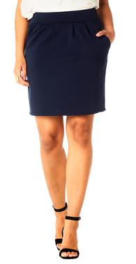 Nanni skirt navy 2