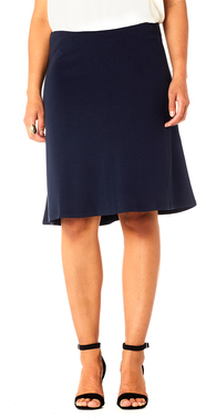 Billy skirt navy 1