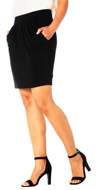 Nanni skirt sort 1