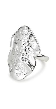 Valkyria silver ring pilgrim